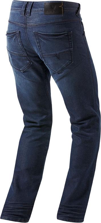 Jeans moto Rev'it Vendome blu medio L32