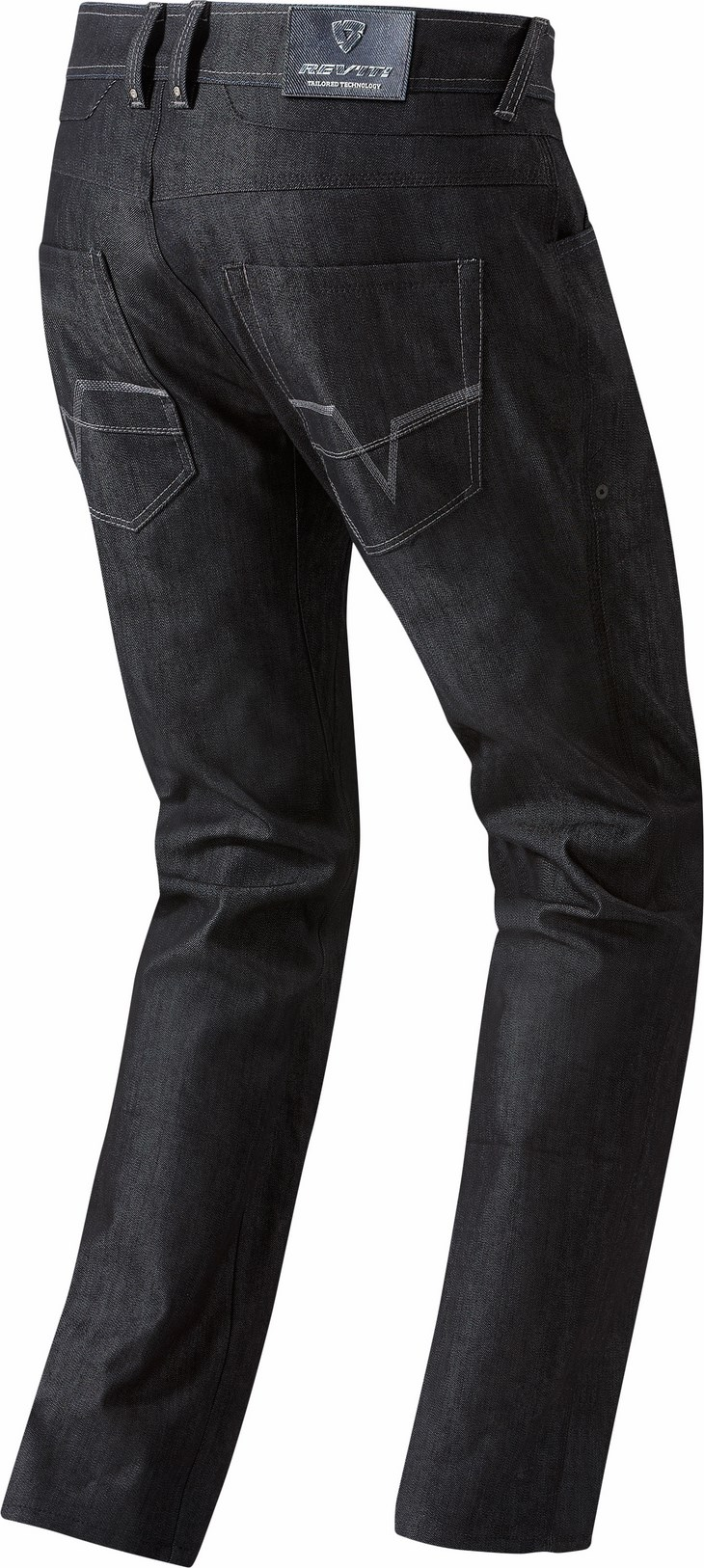 Jeans Rev'It motorcycle Memphis H2O Dark Blue Stretched