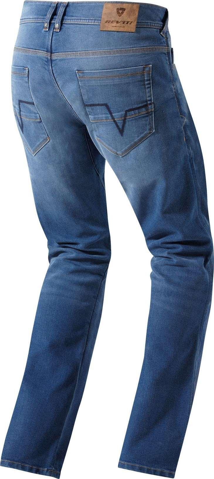 Motion Rev'It Jeans Jersey Light Blue L32