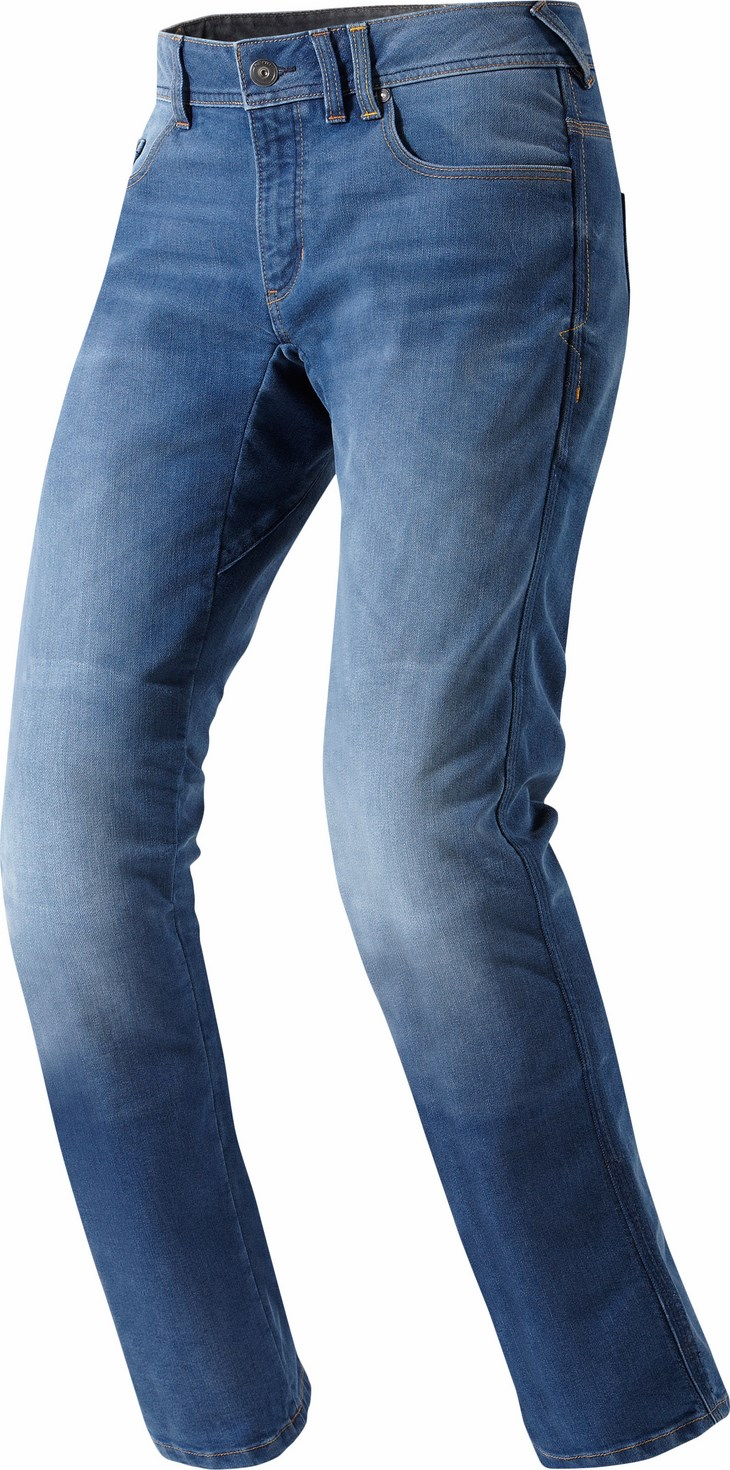 Jeans moto Rev'it Jersey Blu chiaro L36