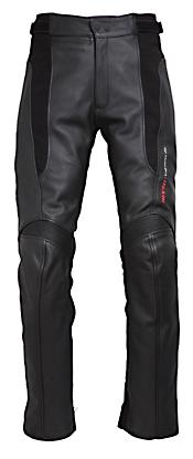 Pantaloni moto donna in pelle Rev'it Marryl