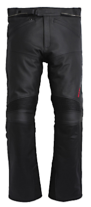 REV'IT! Maverick Leather Trousers - Col. Black