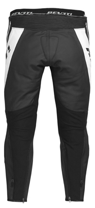Trousers Rev'it Apollo White-Black - Short