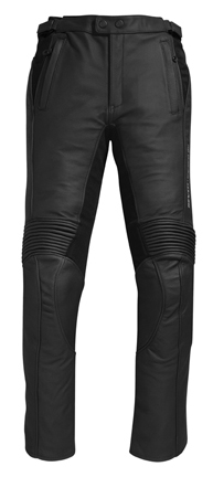 Pantaloni moto donna in pelle Rev'it Marryl 2 - Allungato