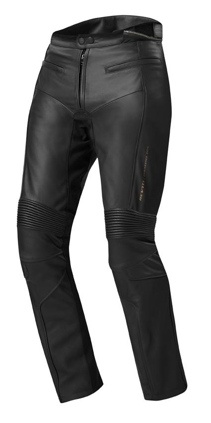 Pantaloni moto Rev'it Maverick Evo Nero