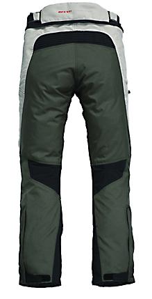 REV'IT! Cayenne Pro Trousers - Col. Dark Green/Grey