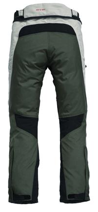 Trousers Rev'it Cayenne Pro Dark green-Grey - Long