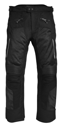 Trousers rev'it Tornado Black