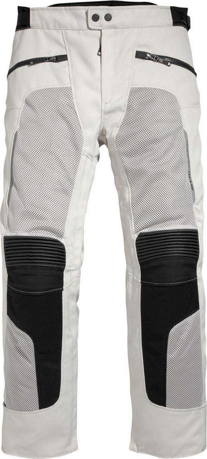 REV'IT Tornado motorcycle pants col. silver-black