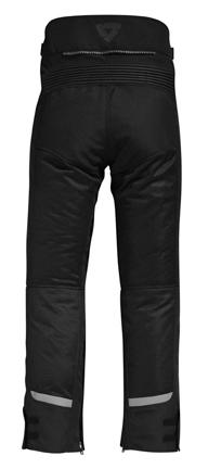 Trousers Rev'it Tornado Ladies Black