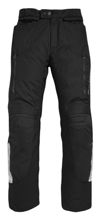 Pantaloni moto donna Rev'it Ventura Nero - Allungato