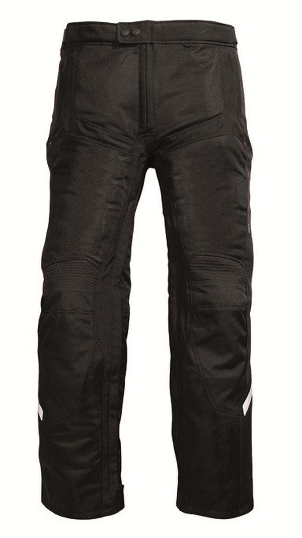 Motorcycle pants Rev'it Airwave Black - Shorted