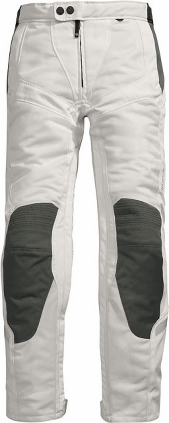 Rev'it Airwave Ladies summer motrocycle pants white-anthracite