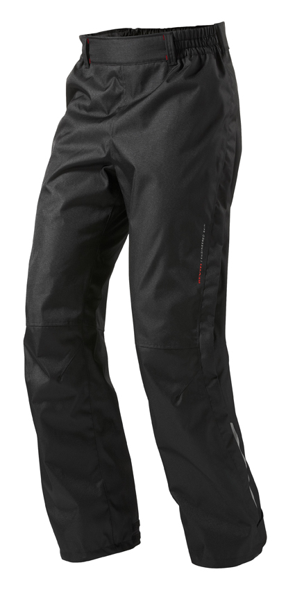 Motorcycle trousers Rev'it Hercules WR Black