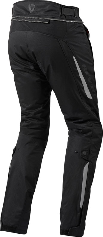 Pantaloni moto Rev'it Vapor neri standard