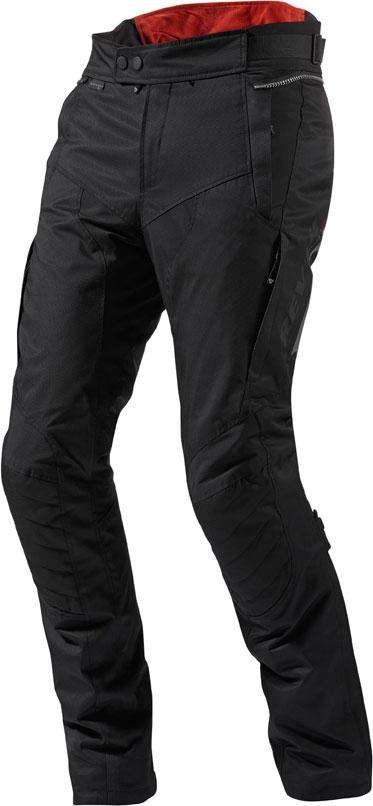 Pantaloni moto Rev'it Vapor neri allungati