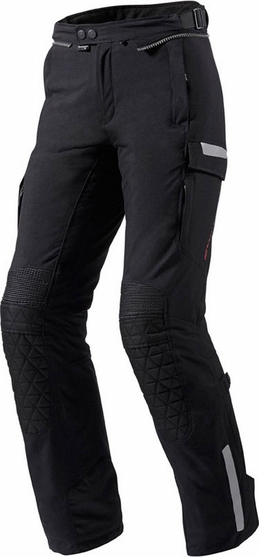 Motorcycle trousers woman Rev'It Sand Ladies Black Shortened