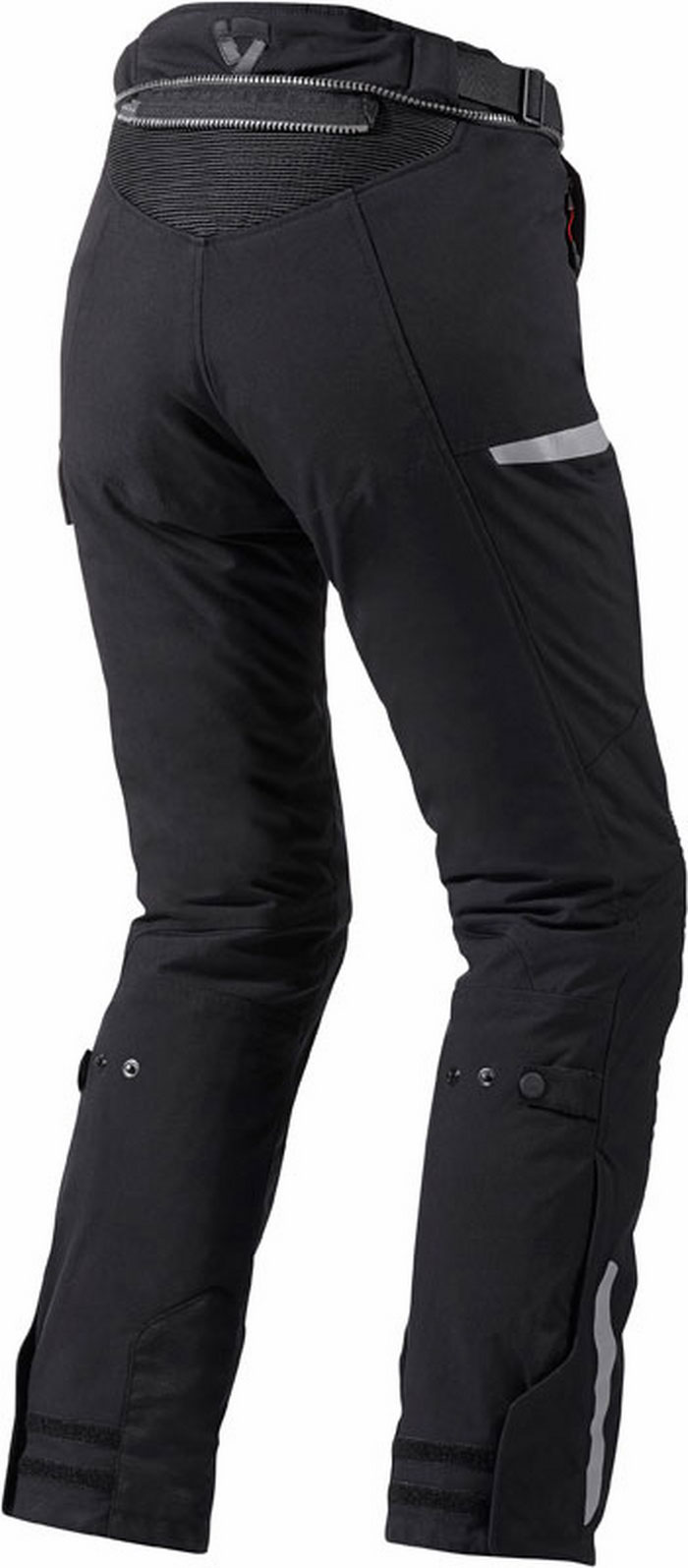 Pantaloni moto donna Rev'It Sand Ladies Nero Allungato