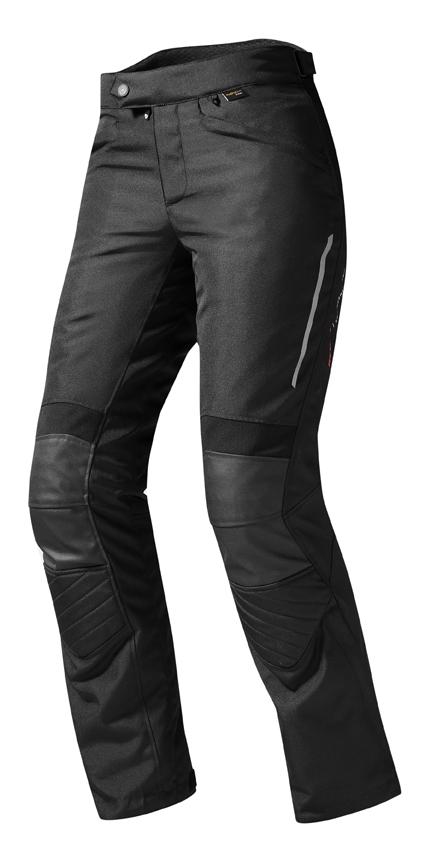 Pantaloni moto donna Rev'it Factor 3 Ladies Nero