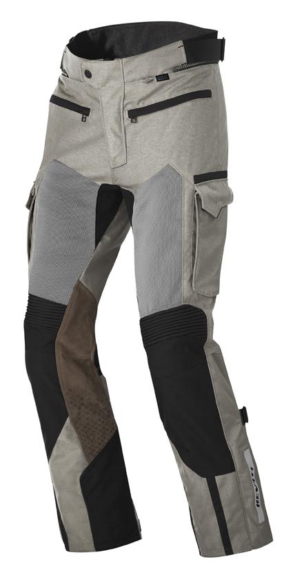 Pantaloni moto Rev'it Cayenne Pro Sabbia Nero