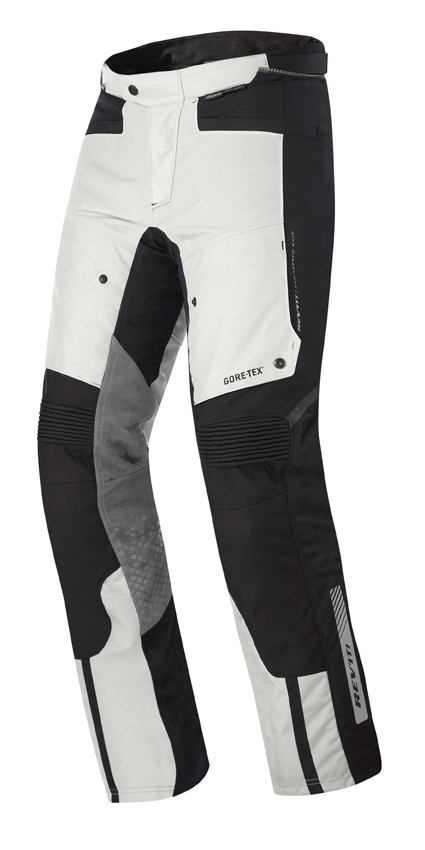 Pantaloni moto Rev'it Defender Pro GTX Grigio Nero