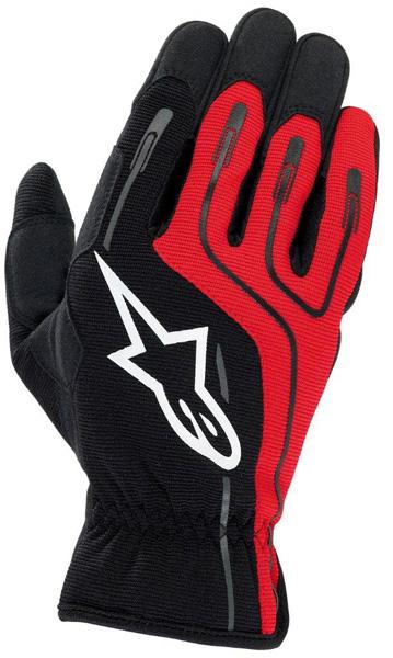 Alpinestars Frame enduro-cross gloves black-red