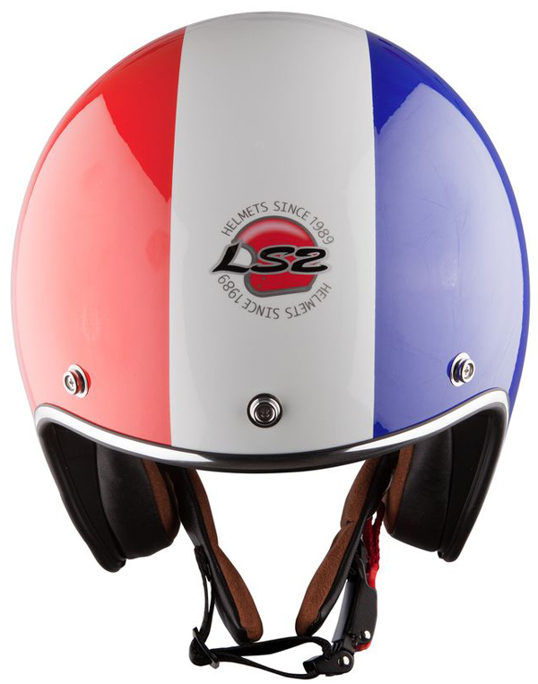 Helmet LS2 OF583 fiber Froggy