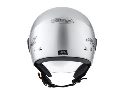 MDS by Agv Free II Multi Mono open face helmet col. silver