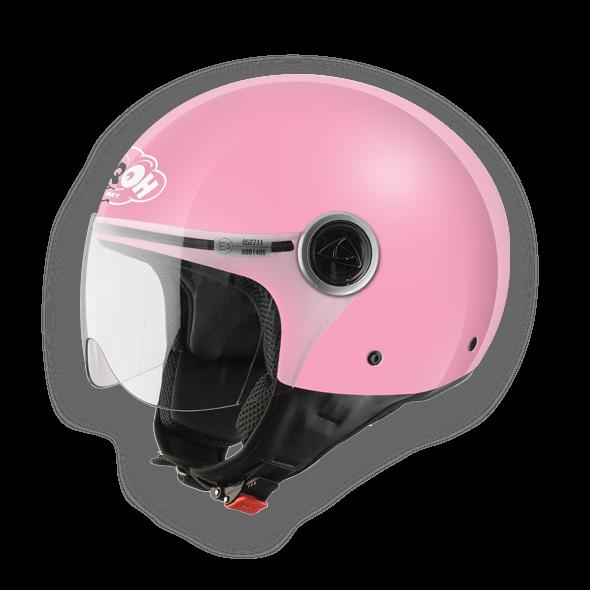 Airoh Free Lady Junior jet helmet