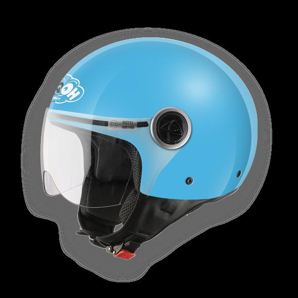 Airoh Free Sir Junior jet helmet