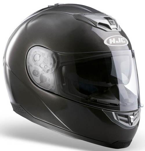 Casco moto integrale HJC FS11 Antracite