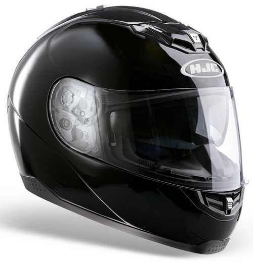 HJC Celesta FS11 full face helmet Metal Black