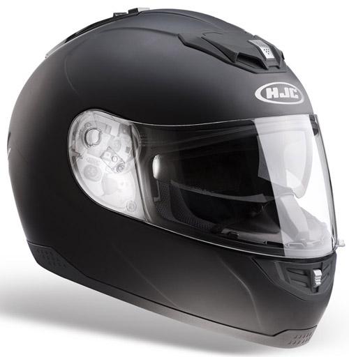 Casco moto integrale HJC FS11 Nero Opaco