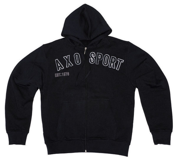 AXO Black Sweatshirt East 78