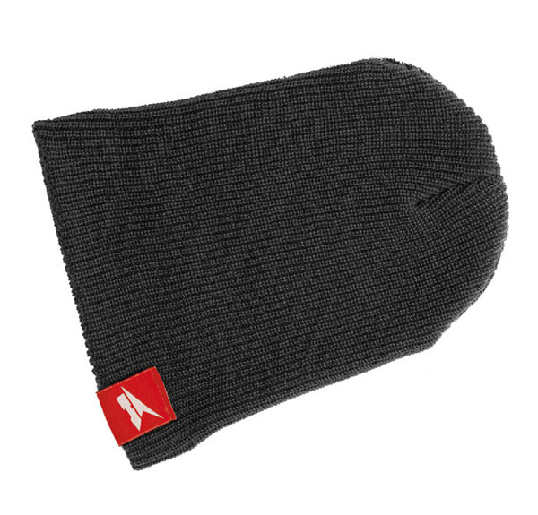 AXO Black Beanie Cap