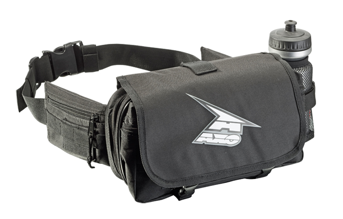 Marsupio AXO Tool Bag con Borraccia Nero