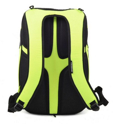 Bagster Funky backpack yellow fluo