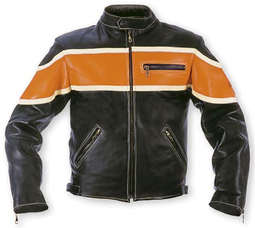 A-PRO Dragstar Leather Jacket