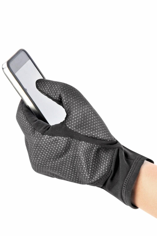 OJ touch screen Micro undergloves black