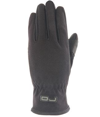 OJ MY textile gloves black