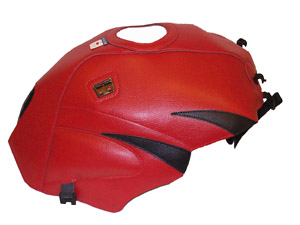 Bagster Tank Cover Yamaha TDM 850. Red