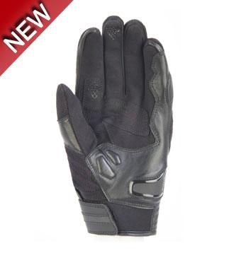 OJ Tape summer gloves black green