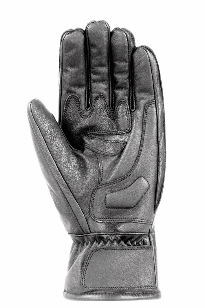 OJ winter gloves Memory Man black