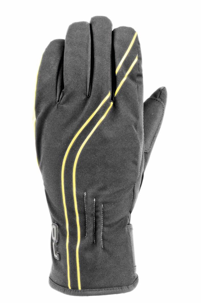 OJ winter gloves Yellow