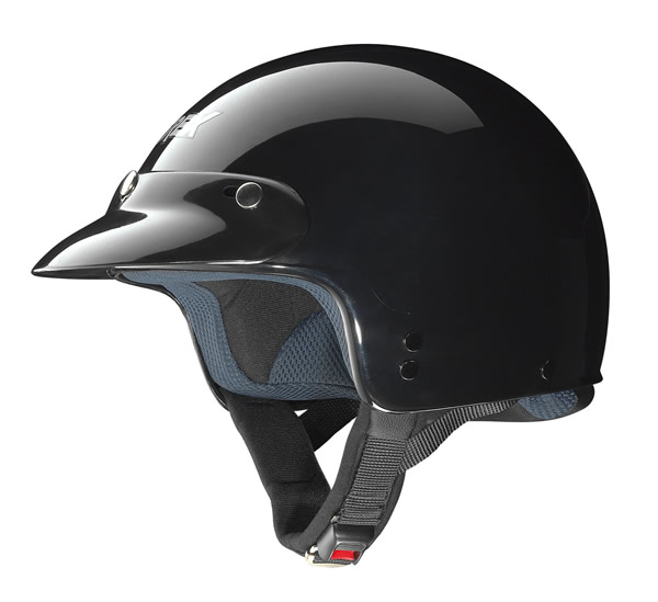 Helmet demi jet Grex G2.1 One black