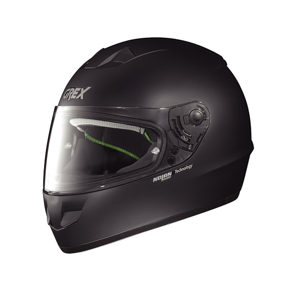 Casco moto Grex G6.1 Kinetic flat black