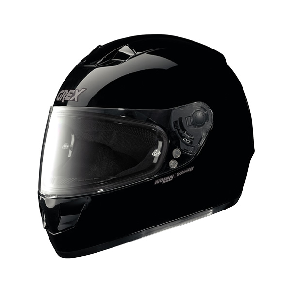 Grex G6.1 One full-face helmet black