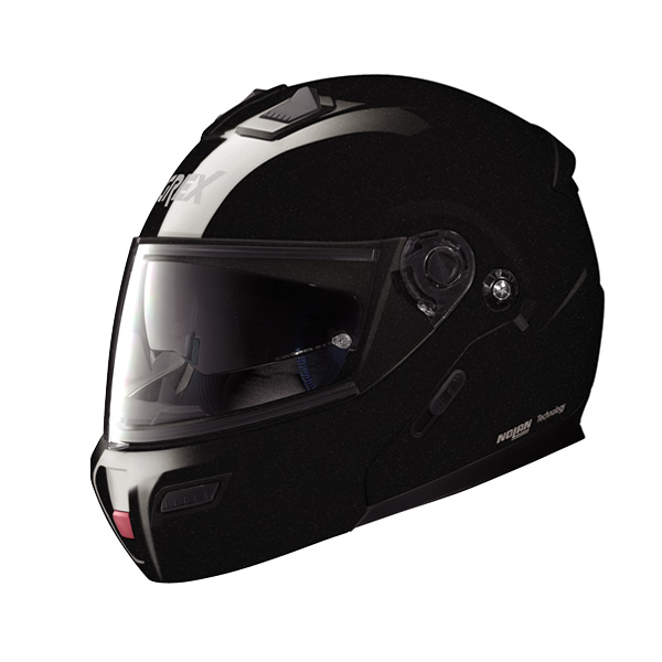 Casco moto Grex G9.1 Kinetic metal black omol P-J