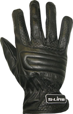 S-LINE Gan 300 Luxe leather gloves