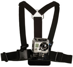 Chesty Elastic Harness for Video Camera GoPro Hero